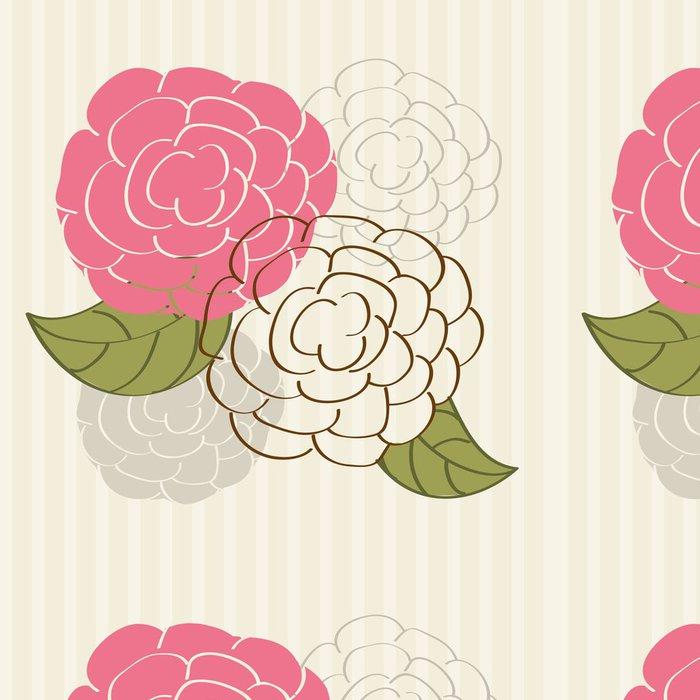 Tapeta Pixerstick Květiny designu - Květiny