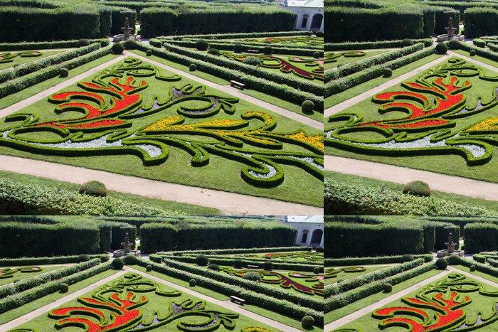 Tapeta Pixerstick Květná zahrada v Kroměříži, Česká republika - Evropa