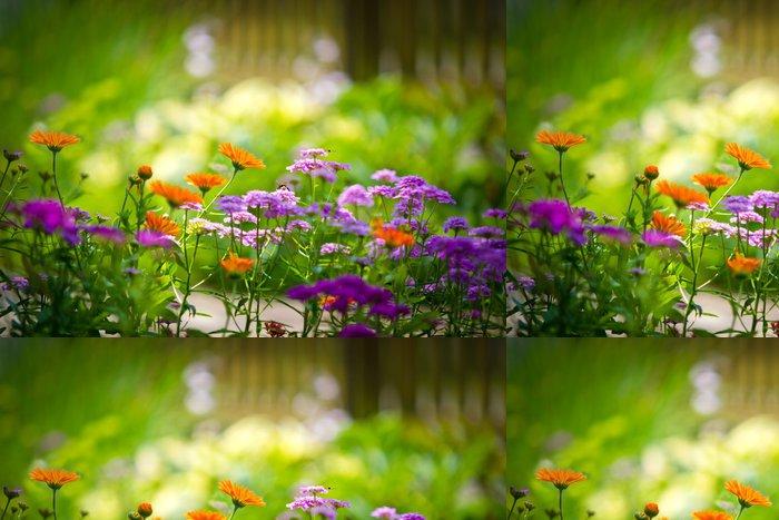 Tapeta Pixerstick Květy v létě - Květiny