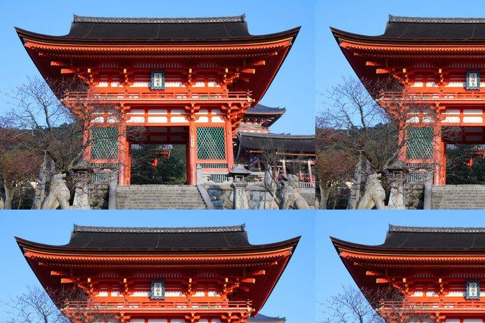 Tapeta Pixerstick Kyoto, Japan - Kiyomizu-dera Temple - Témata