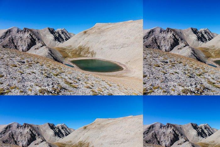 Tapeta Pixerstick Lac des Garrett - Hory
