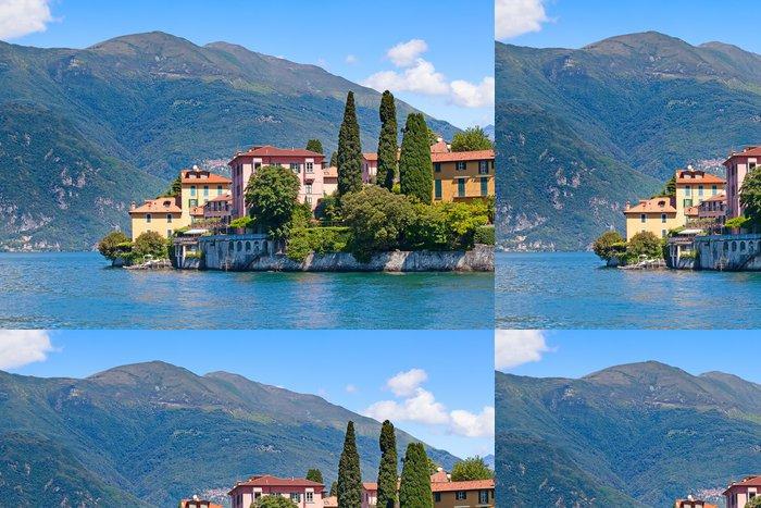 Tapeta Pixerstick Lake Como - Evropa