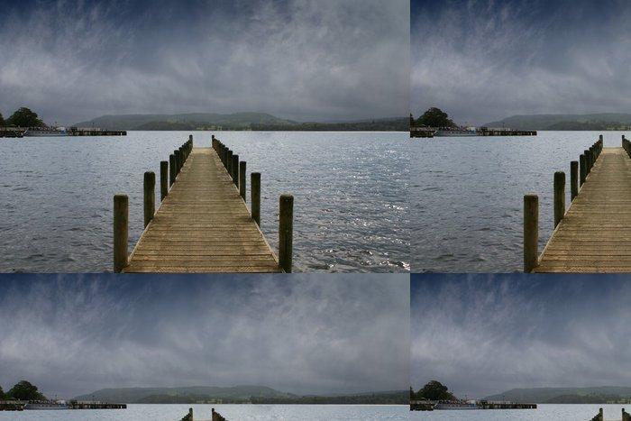 Tapeta Pixerstick Lake Windermere - Prázdniny
