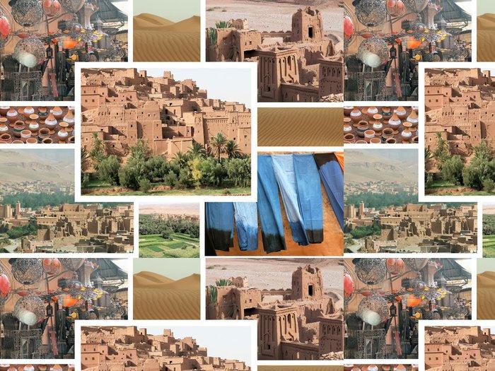 Tapeta Pixerstick Le Maroc - Afrika