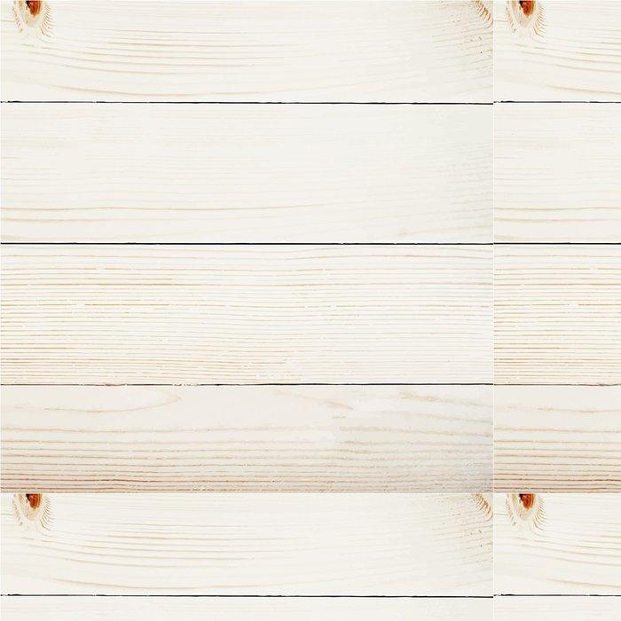 Tapeta Pixerstick Lehká dřevěná prkna textura. - Struktury