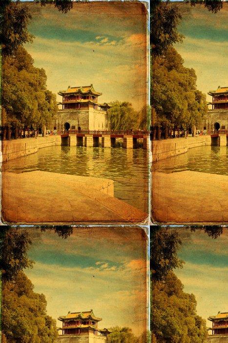 Tapeta Pixerstick Letní palác v Pekingu - Yihe Yuan - Asijská města