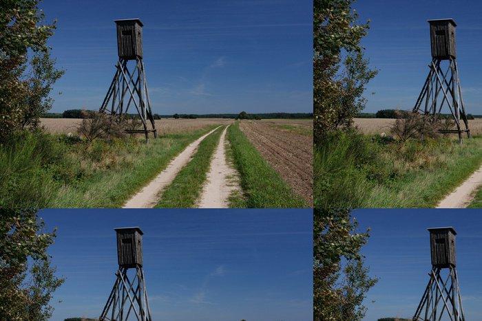 Tapeta Pixerstick Léto na venkově - Zemědělství