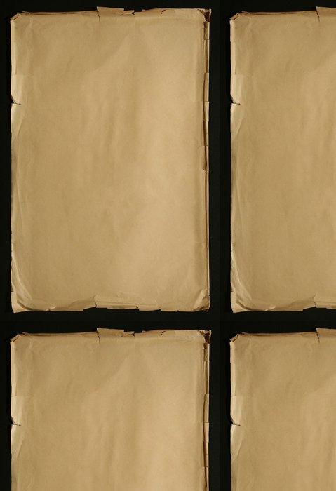 Tapeta Pixerstick List textury papíru - Pohlednice