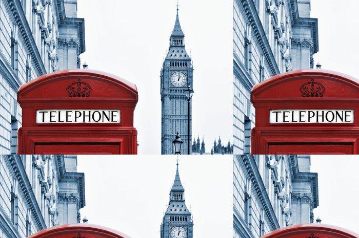 Tapeta Pixerstick Londýn, Velká Británie - Evropská města