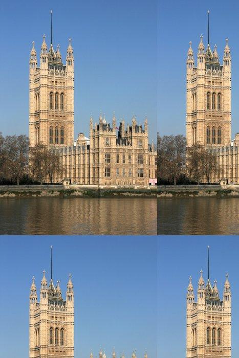 Vinylová Tapeta Londýn - Victoria Tower - Město