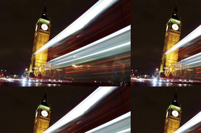 Tapeta Pixerstick Londýnský autobus - Témata