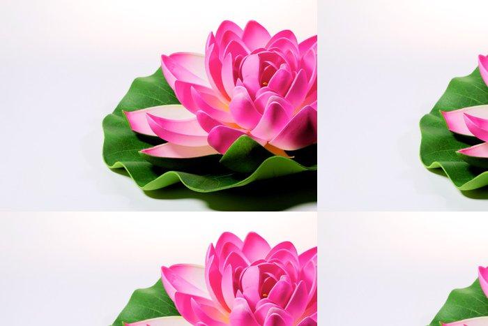 Tapeta Pixerstick Lotosový květ - Zdraví a medicína