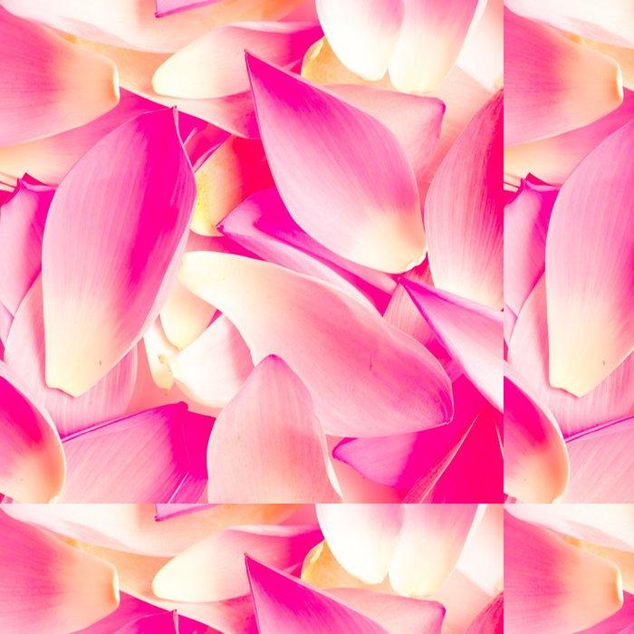 Tapeta Pixerstick Lotus lístek na bílém pozadí s prostor pro váš text - Struktury