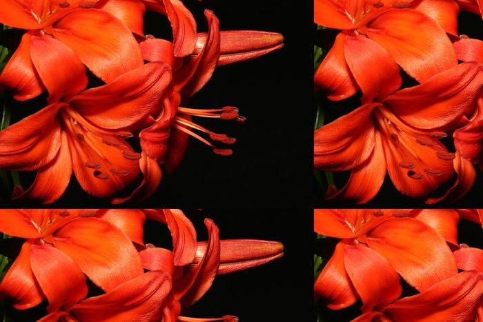 Tapeta Pixerstick Lys3 - Květiny