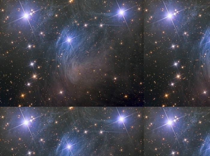 Vinylová Tapeta M45 Plejády Seven Sisters - Vesmír