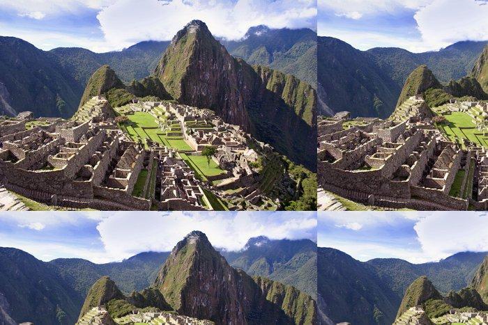 Tapeta Pixerstick Machu Pichu Inca - Témata