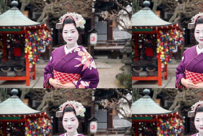 Vinylová Tapeta Maiko san - Asie