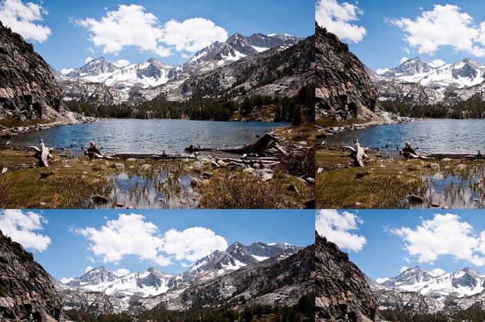Tapeta Pixerstick Mammoth Lakes - Voda