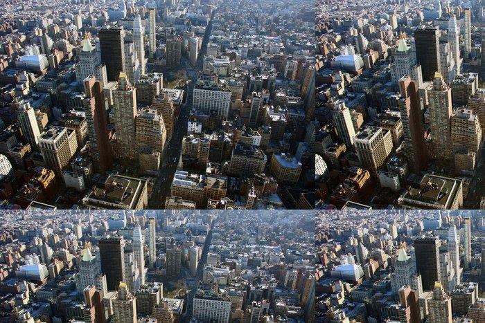Tapeta Pixerstick Manhattan - Amerika