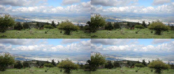 Tapeta Pixerstick Manisa, Turecko - Střední Východ