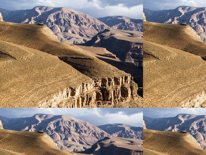 Vinylová Tapeta Marocké hory 8 - Afrika