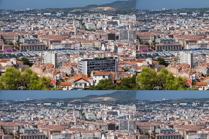 Tapeta Pixerstick Marseille - Evropa