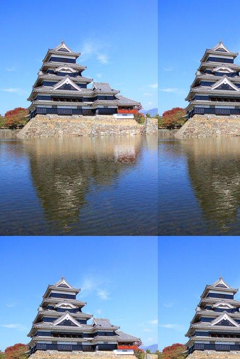 Tapeta Pixerstick Matsumoto hrad v Japonsku - Asie