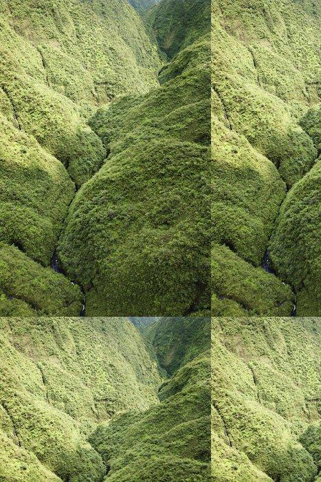 Tapeta Pixerstick Maui Rainforest. - Venkov