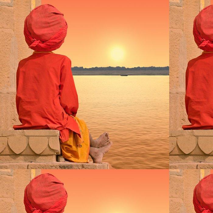 Tapeta Pixerstick Meditacion - Asie