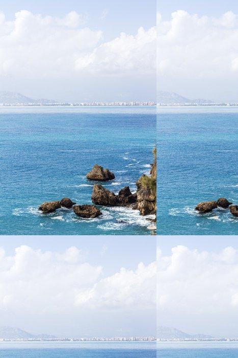 Tapeta Pixerstick Medterranean moře náklady - Střední Východ