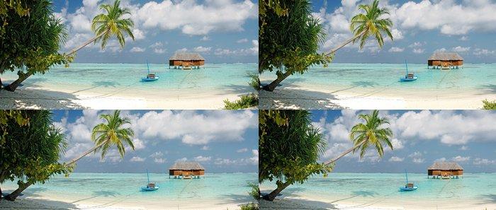 Tapeta Pixerstick Meeru Island, Severní Male Atoll - Prázdniny