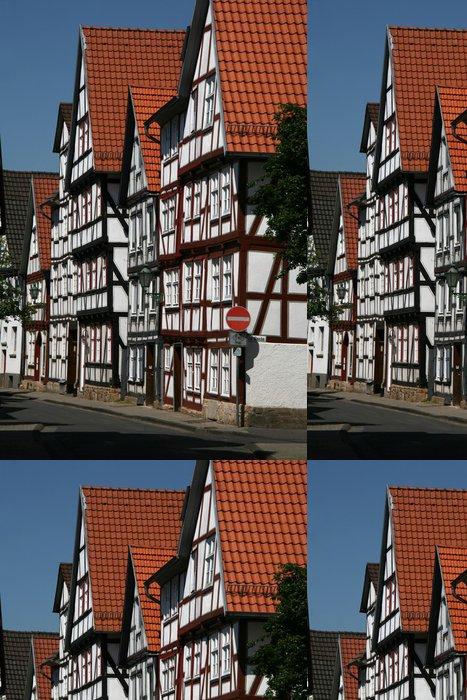 Tapeta Pixerstick Melsungen - Město