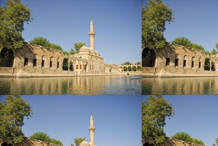 Tapeta Pixerstick Mešita Halil Rahman Sanliurfa, Turecko - Střední Východ
