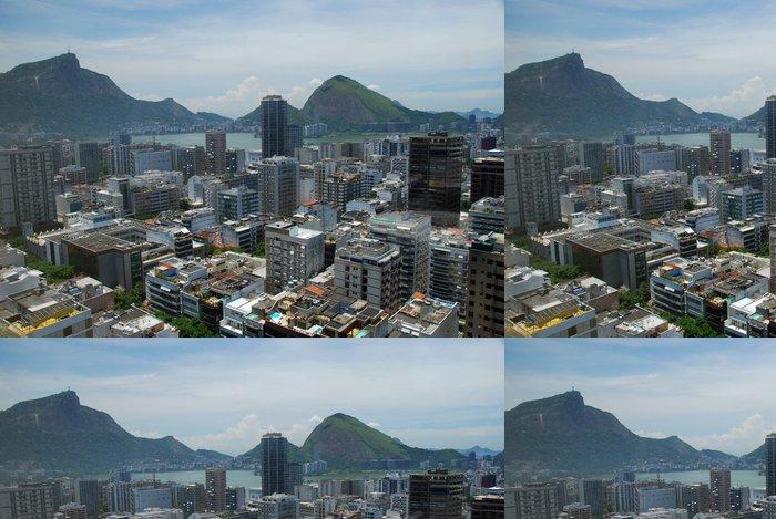 Tapeta Pixerstick Město - brazílie - Americká města