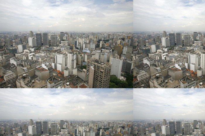 Tapeta Pixerstick Městskou krajinu, Sao Paulo Brazílie - Témata
