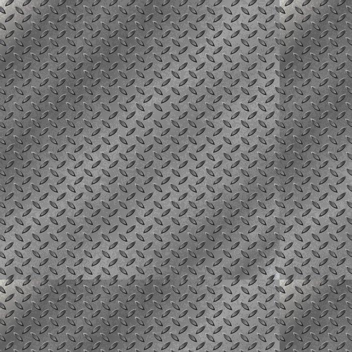 Tapeta Pixerstick Metal pozadí vzorkem běhounu talíř - Styly