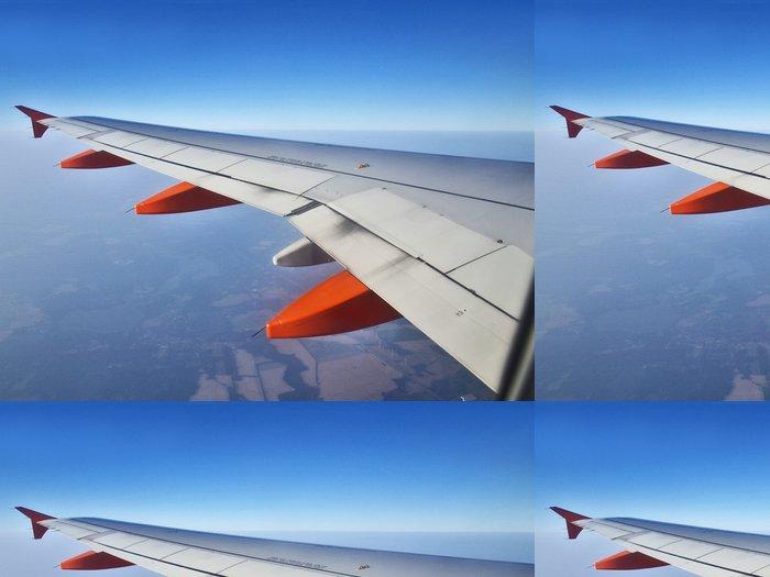 Tapeta Pixerstick Mezikontinentální lety - Prázdniny