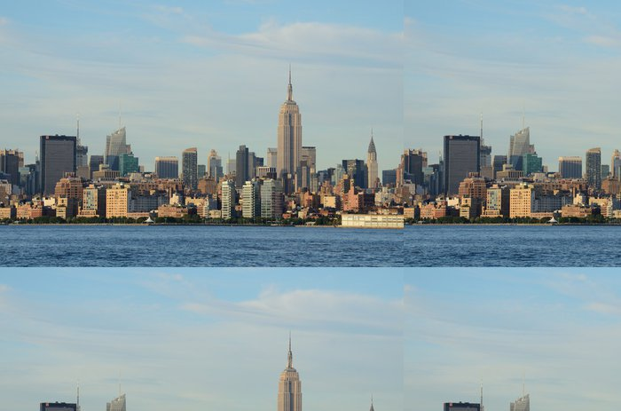 Vinylová Tapeta Mezník budovy v centru Manhattanu - Americká města
