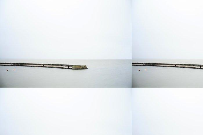 Tapeta Pixerstick Minimalistický okořeněnou - Voda