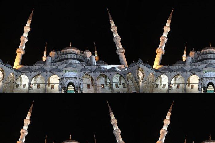 Vinylová Tapeta Modrá mešita Istanbul - Střední Východ