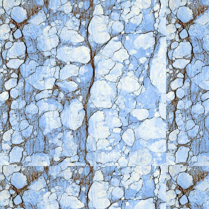Tapeta Pixerstick Modrá textura mramoru - Témata
