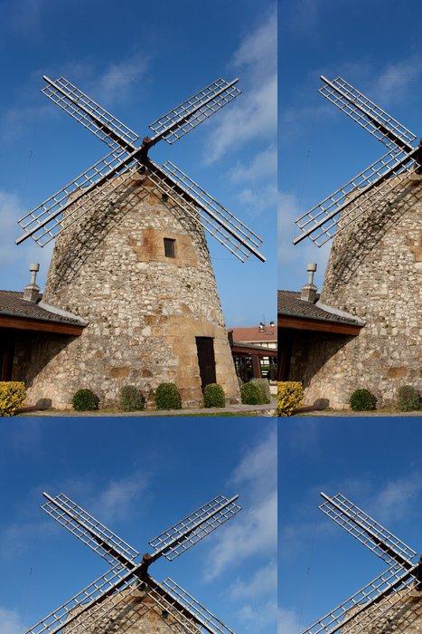 Tapeta Pixerstick Molino de Aixerrota, Getxo, Bizkaia, Španělsko - Evropa
