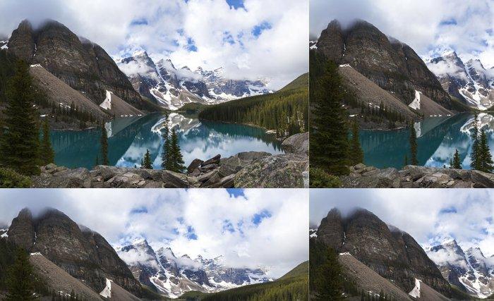 Tapeta Pixerstick Moraine Lake, národní park Banff, Alberta, Kanada - Témata