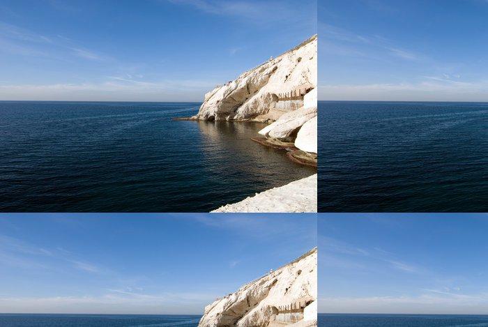 Tapeta Pixerstick Moře - Hory