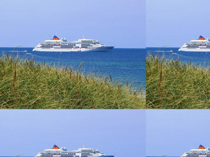 Tapeta Pixerstick MS Europe splňuje Sansibar Sylt - Prázdniny