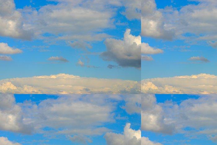 Vinylová Tapeta Na úrovni nebe - Nebe