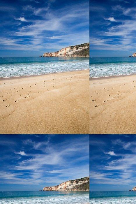 Tapeta Pixerstick Nádherná pláž - Roční období
