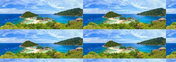 Tapeta Pixerstick Nangyuan Island, Suratthani, Thailand - Asie