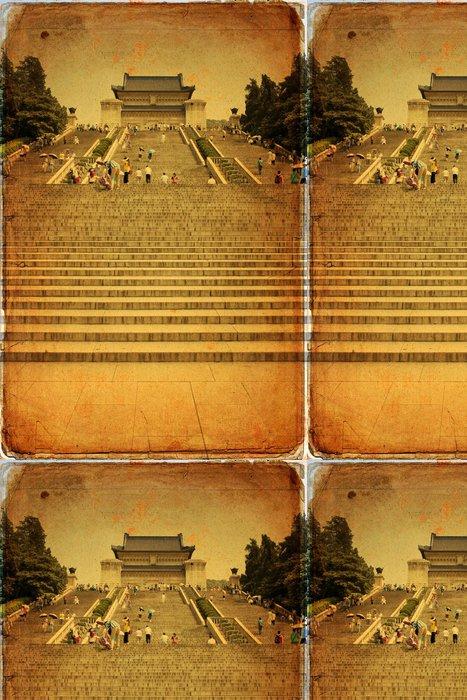 Tapeta Pixerstick Nanjing - Mauzoleum Sun Yat-sen - Asie