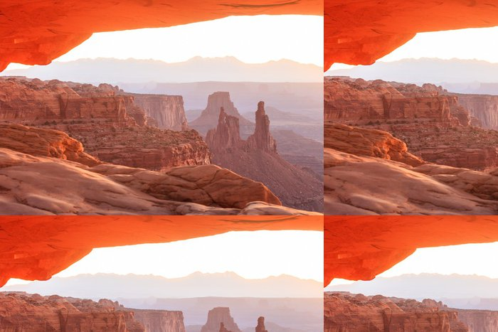 Vinylová Tapeta Národní park Mesa Arch Cnyonlands - Amerika